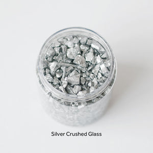 Crushed Glass / Decorative Chips (80ml)
