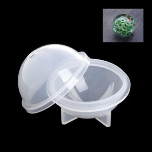 Full Sphere Silicone Mould - 2 Part Mould