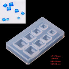 Square Cabochons Silicone Mould