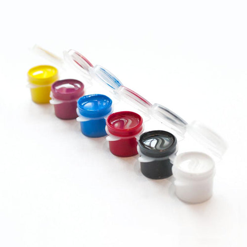 Opaque Epoxy Pigments Starter Kit