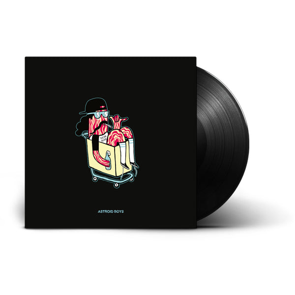Astroid Boys - Bacon Dream EP - LP