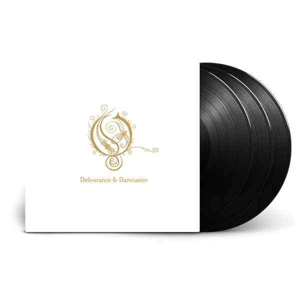 OPETH - Deliverance & Damnation - 3LP
