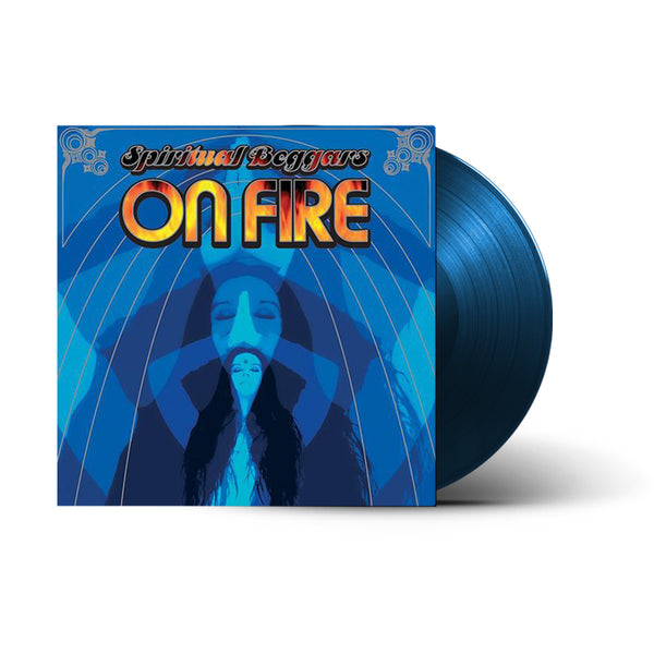 Spiritual Beggars - On Fire - Blue LP + CD