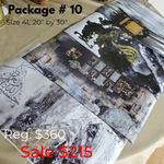 Sample Sale- MIXED POSTERS