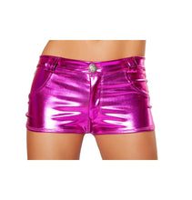 SH2965 Hot Pink - Roma Costume Shorts - 1