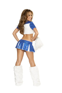 4365 Charming Cheerleader