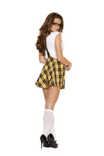 4753 - 2pc Tempting School Girl