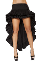 4772 - Tiered Ruffle Skirt