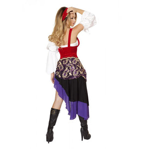 4532 6pc Sexy Gypsy Maiden Costume - Roma Costume New Products,Costumes,2014 Costumes - 2