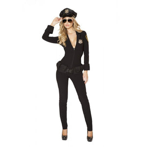 4503 3pc Sexy Law Enforcer Costume - Roma Costume Costumes,New Products,2014 Costumes - 1