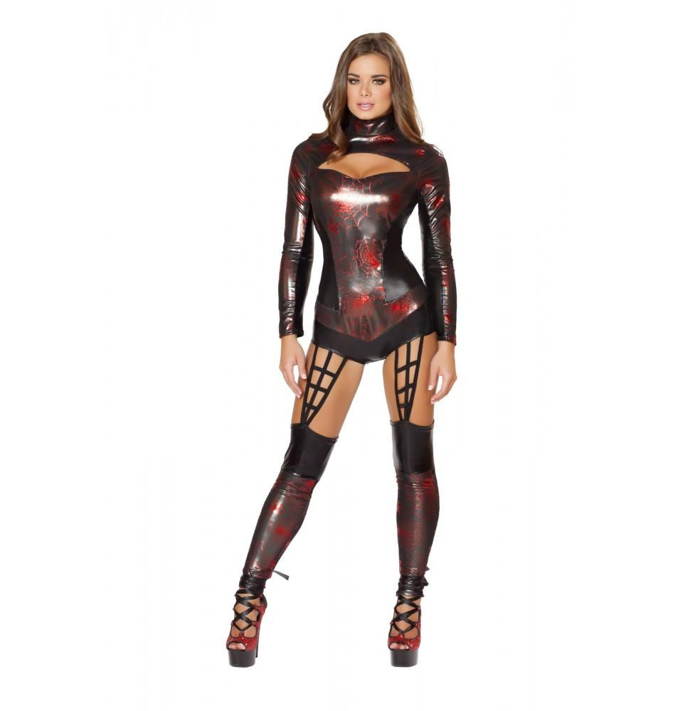 4490 1pc Web Spinner Costume - Roma Costume New Products,Costumes,2014 Costumes - 1