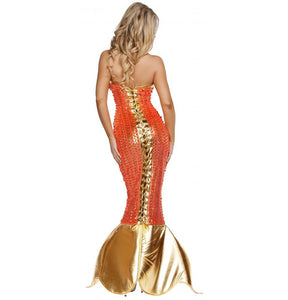 4578 1pc Seductive Ocean Siren - Roma Costume Costumes,New Products,New Arrivals - 2