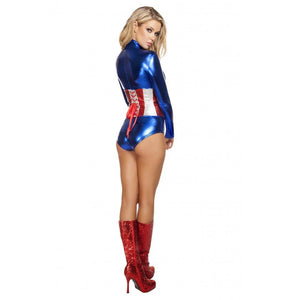 4606 2pc All American Temptress - Roma Costume New Products,New Arrivals,Costumes - 2