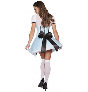4614 2pc Alluring Alice - Roma Costume New Arrivals,New Products,Costumes - 2