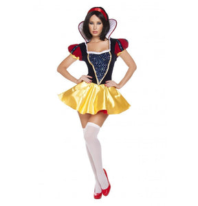 4615 2pc Sultry Snow - Roma Costume Costumes,New Products,New Arrivals - 1