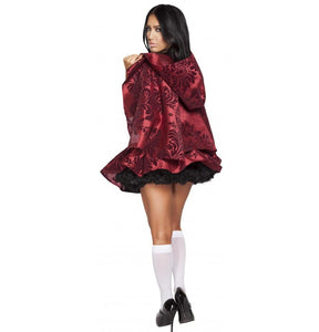 4616 4pc Lusty Lil' Red - Roma Costume Costumes,New Products,New Arrivals - 2