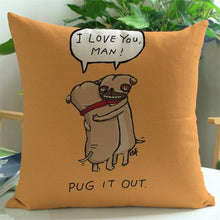 Cushion cover Animal Pillow Case