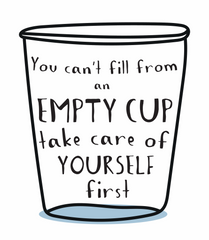 Empty cup image
