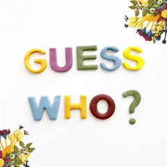 Guess Who logo