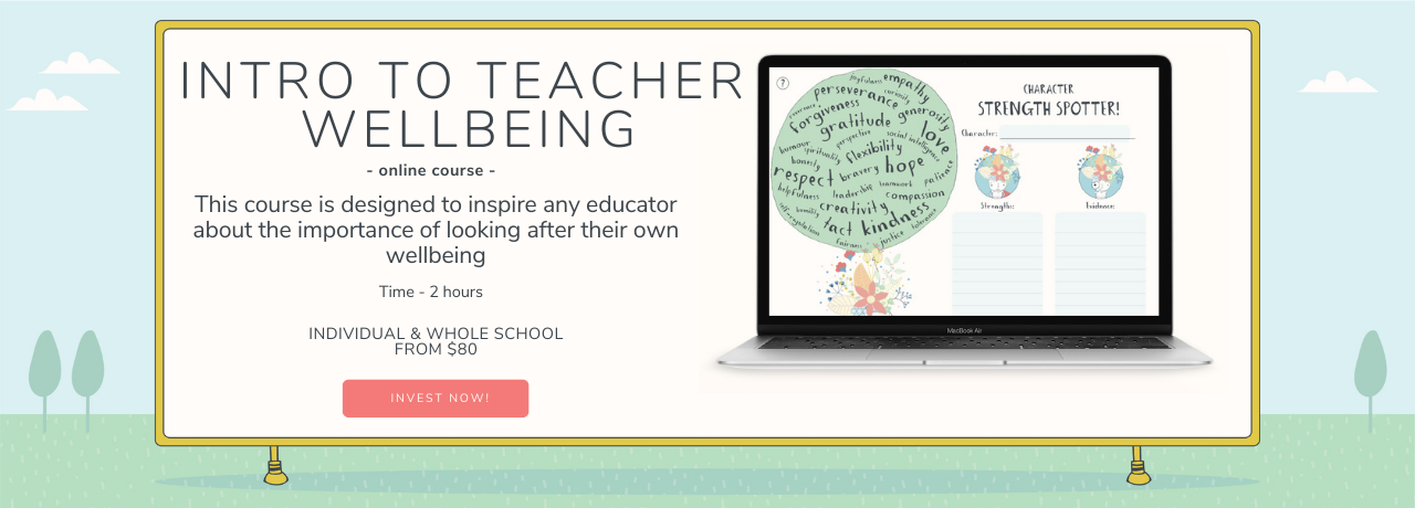 introduction to teacher wellbeing