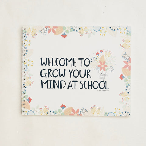 Welcome to Grow Your Mind at School Book PRE-ORDER FOR AUG