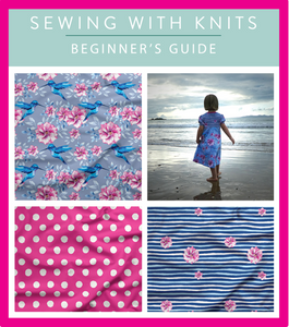 Sewing with Knits Beginner's Guide