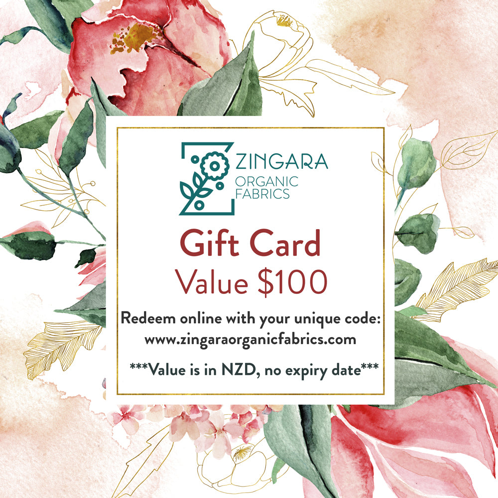 Gift Card - Value $100