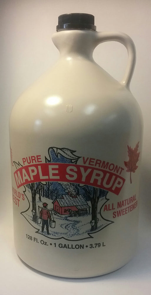 Pure Vermont Maple Syrup - Gallon