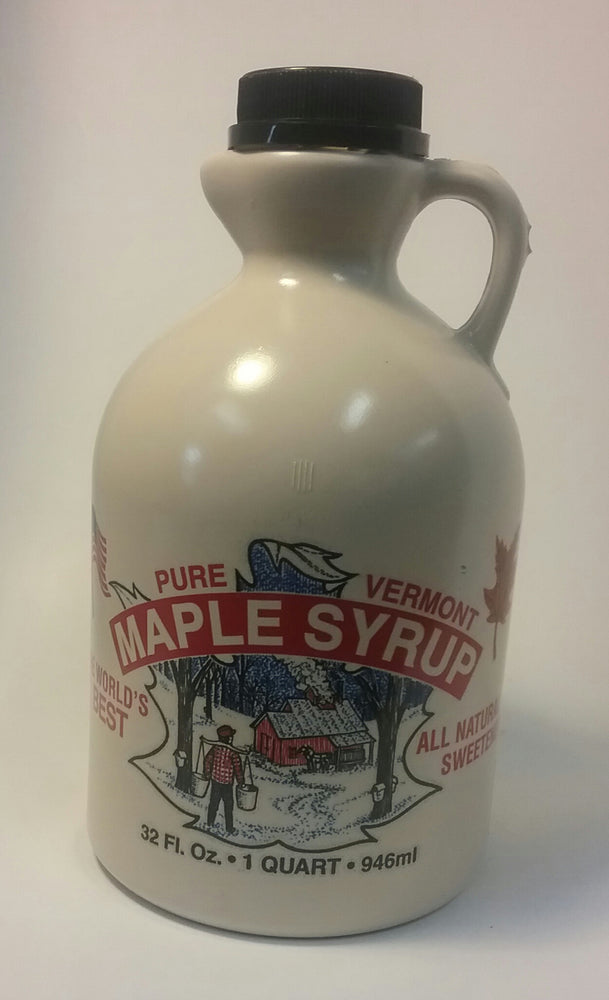 Pure Vermont Maple Syrup - Quart