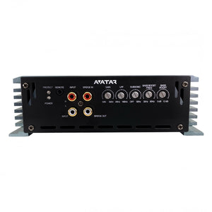 Avatar ATU-1000.1D | 1000 Watt Power Amplifier