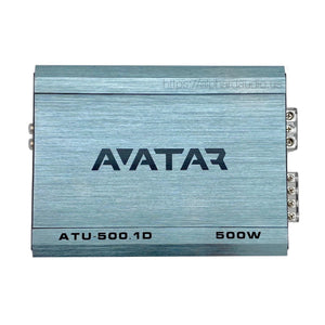Avatar ATU-500.1D | 500 Watt Power Amplifier