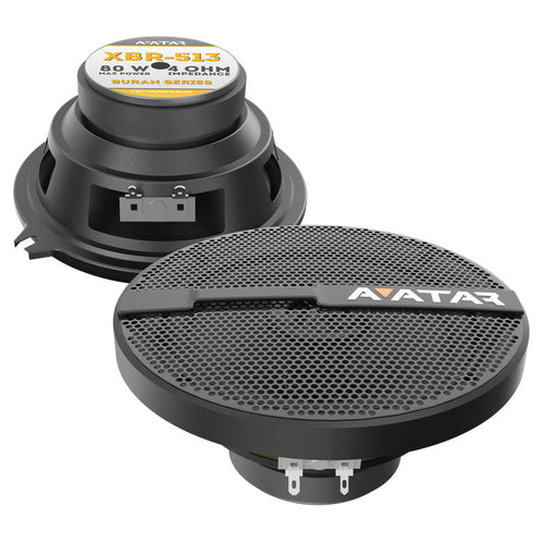 "Avatar XBR-513 | 5.25"" speakers"
