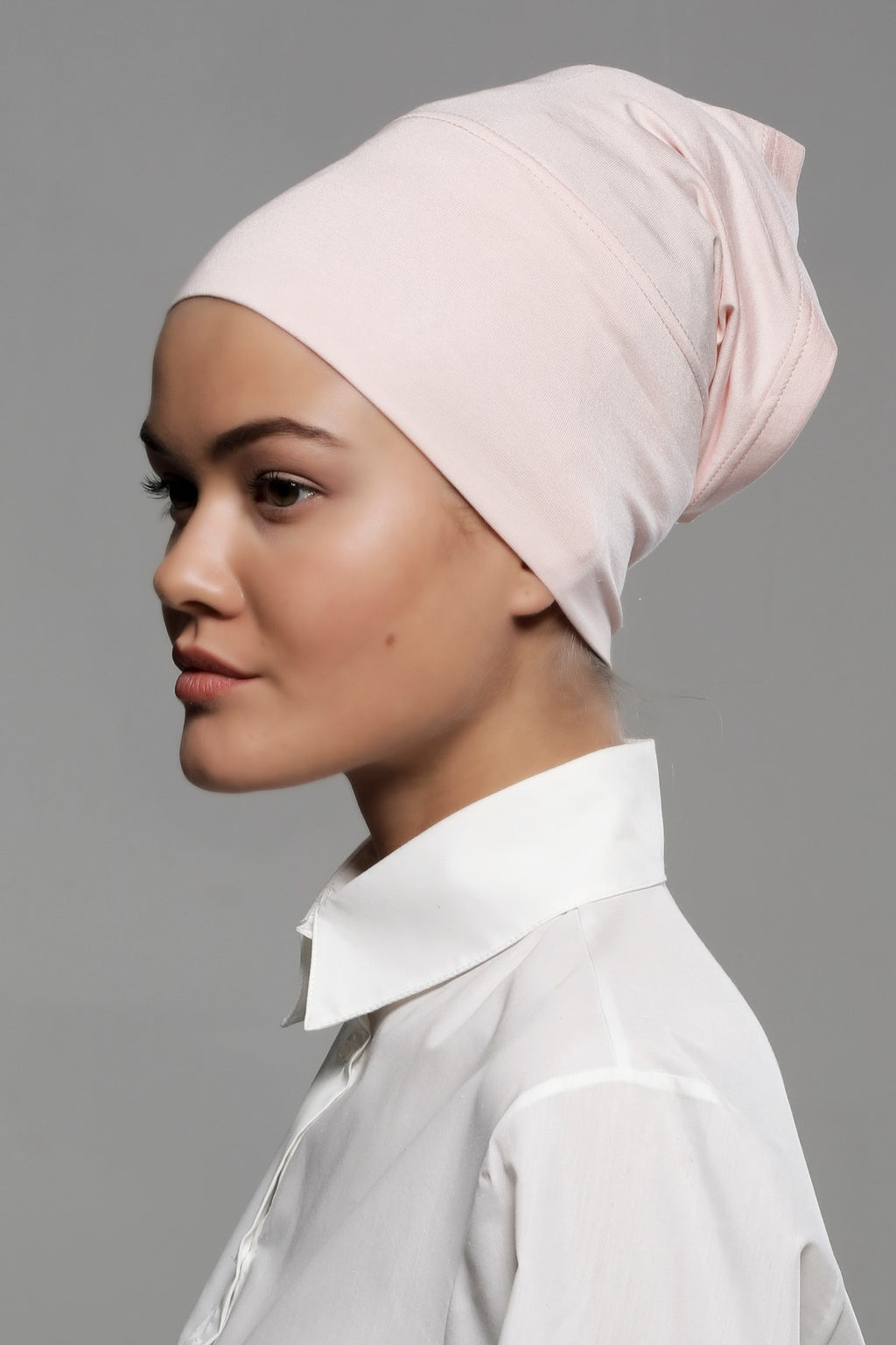 BONNET-TUBE ROSE PREMIUM JERSEY