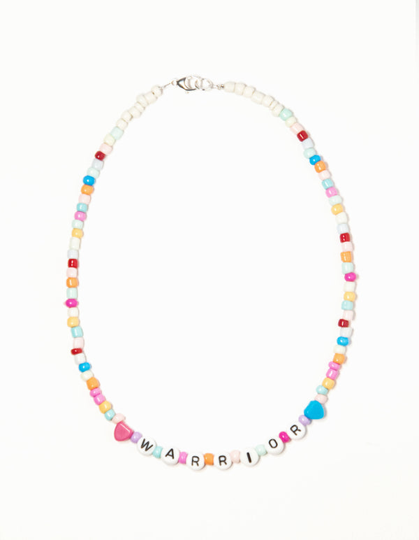 Smarties Statement Choker
