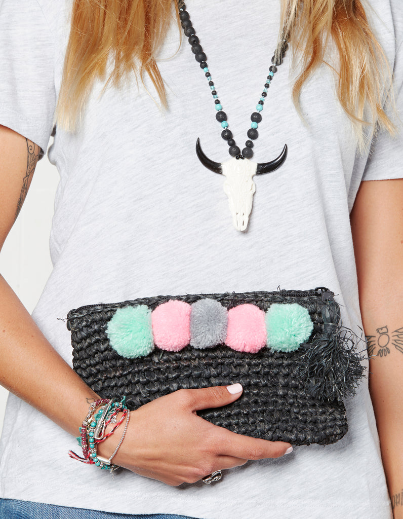 Lollipop Clutch - LCB01