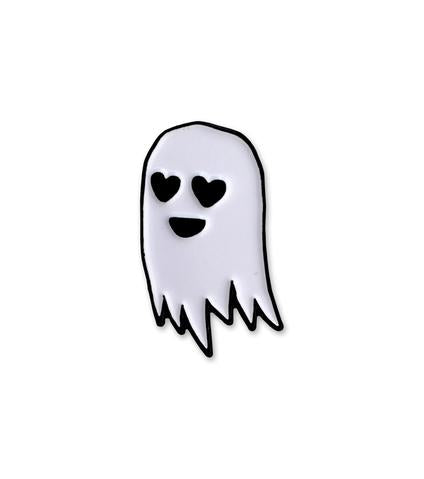 Happy Ghost Pin