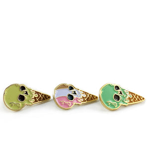 Ice Cream Pin