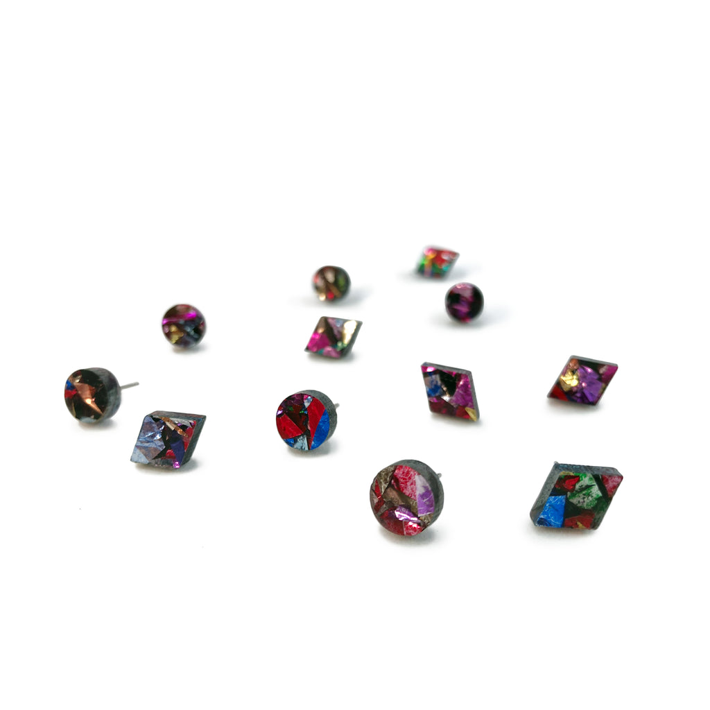 Confetti Earrings, singles