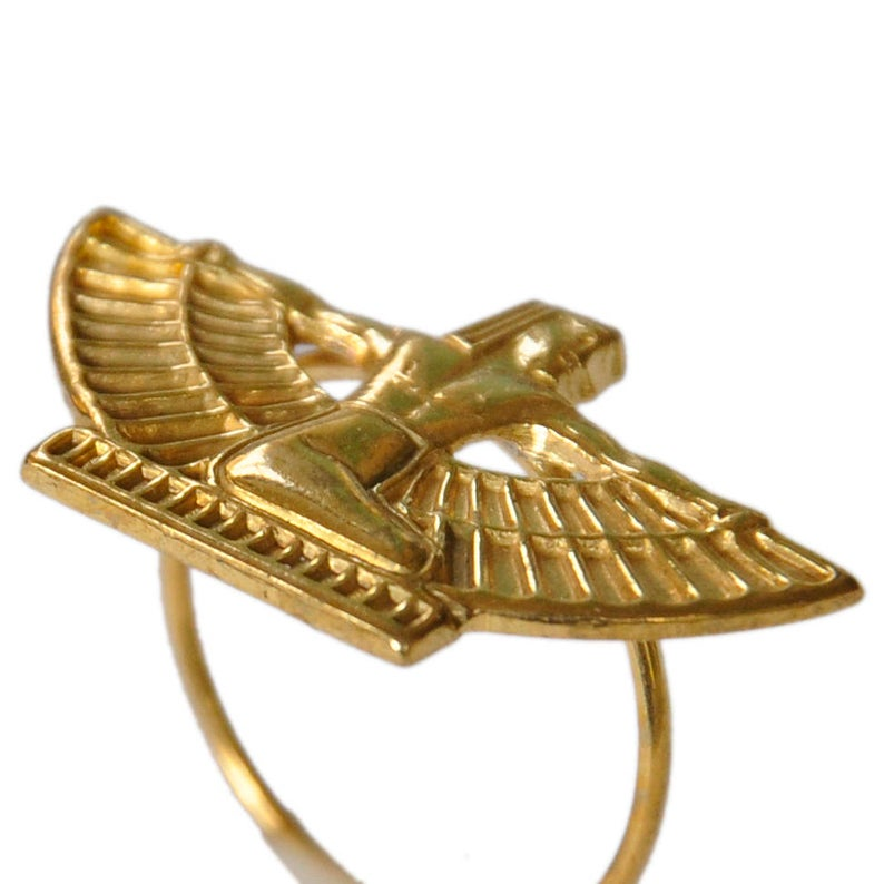 Egypt babe ring