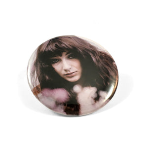 Kate Bush Picture Button