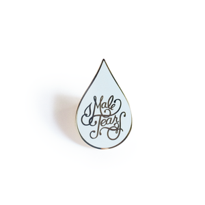 Male Tears pin