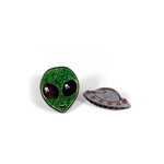 Out Of This World Pin Set Green