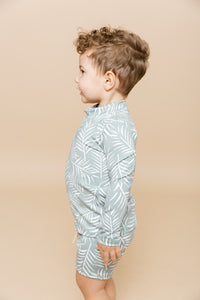 Kids Unisex Rashguard - Meadow