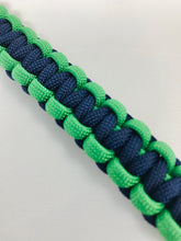 Navy and Kelly Green Paracord Bracelet