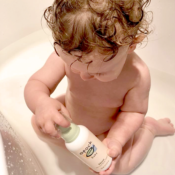 BABY HAIR AND BODY WASH - Love Beauty Co