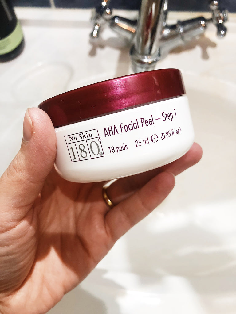 180 AHA Facial Peel - Love Beauty Co