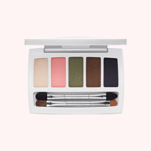 LIGHTSHINE EYESHADOW PALETTE CORAL LEAF