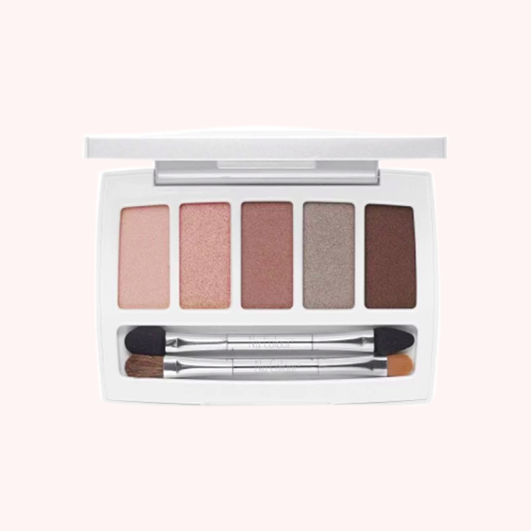 LIGHTSHINE EYESHADOW PALETTE MOCHA BRICK