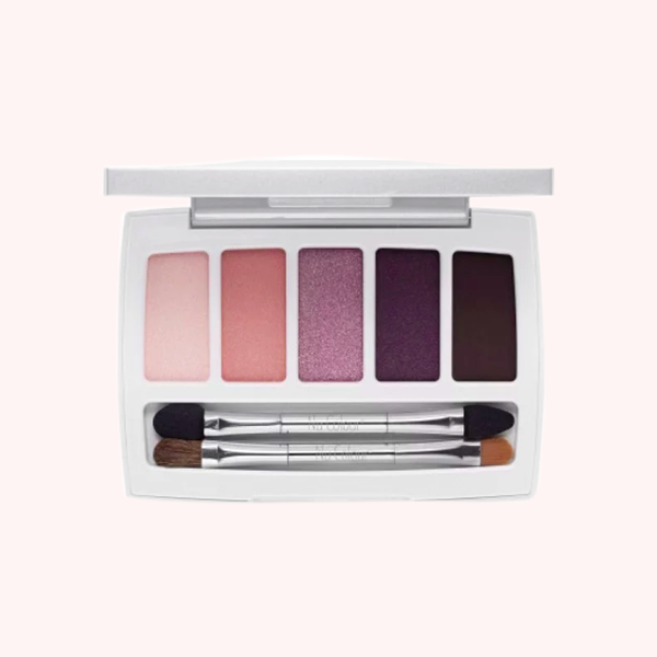 LIGHTSHINE EYESHADOW PALETTE VIOLET BREEZE - Love Beauty Co