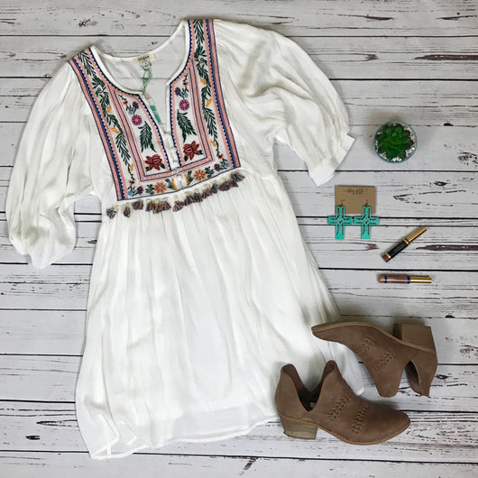 Essence of Summer Dress